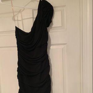 One should black dress